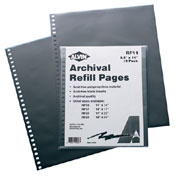 Refill Pages 14 X 17 5 pack