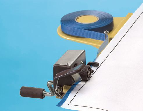 Generic Reinforced Edge-Binding Blue Tape