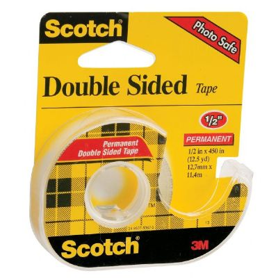 Scotch Double-Stick Tape 450 inch