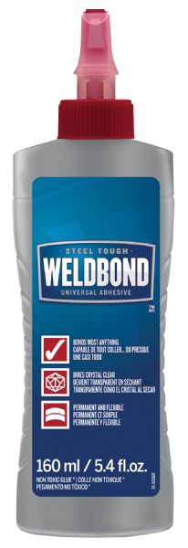 Weldbond Universal Adhesive 5.4oz Bottle