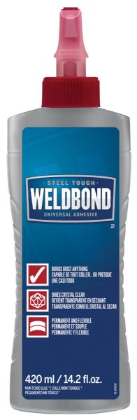 Weldbond Universal Adhesive 14.2oz Bottle