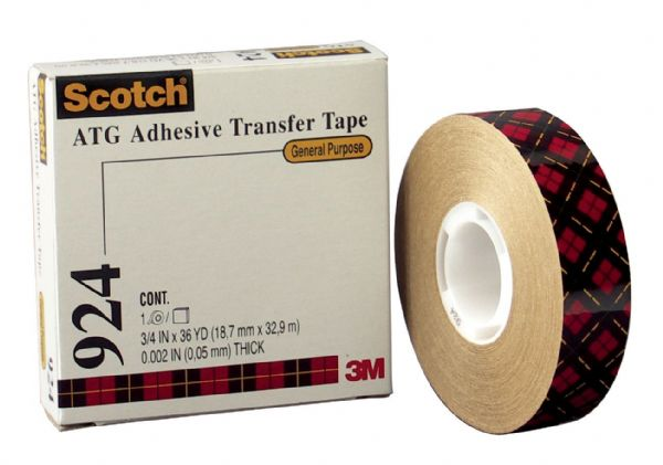 Scotch ATG Adhesive Transfer Tape 3/4 inch