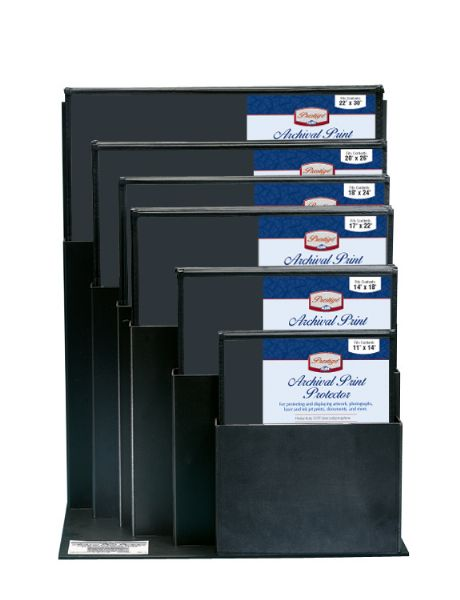 Archival Print Protectors Display (Acrylic Rack) by Prestige