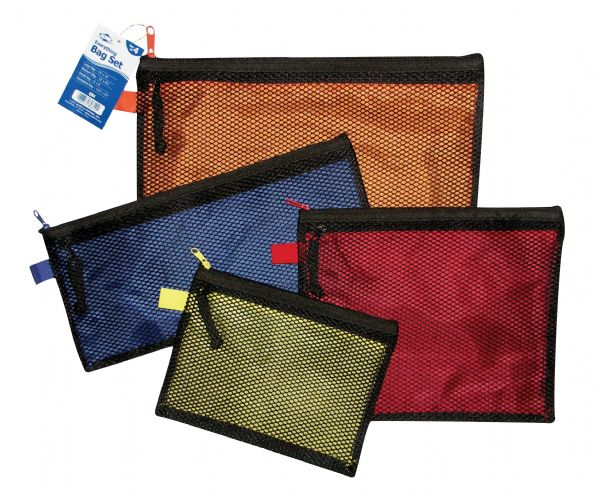 4-Piece Everything Bag Set by Alvin