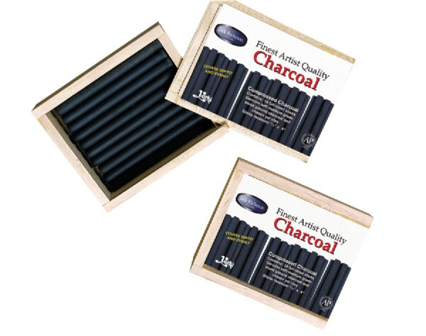 Yarka Compressed Charcoal Set