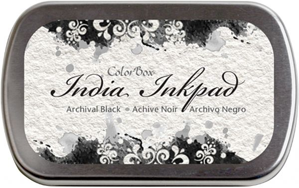 ColorBox India Ink Pad