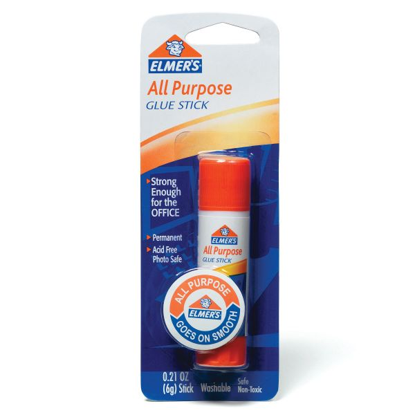 Elmer's All-Purpose Glue Stick .21oz