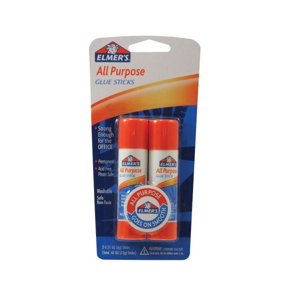 Elmer's All-Purpose Glue Stick .42oz