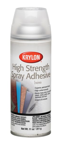 Krylon High Strength Spray Adhesive