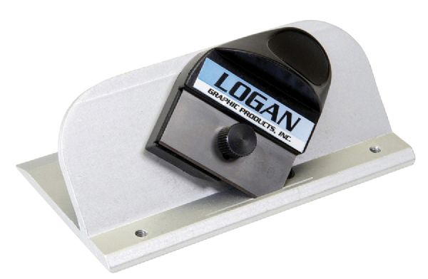 Logan Push Style Bevel Handheld Mat Cutter