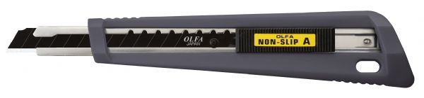 Olfa Rubber Grip Utility Knife 9mm