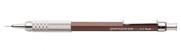 Pentel GraphGear 500 0.3mm Automatic Drafting Pencil