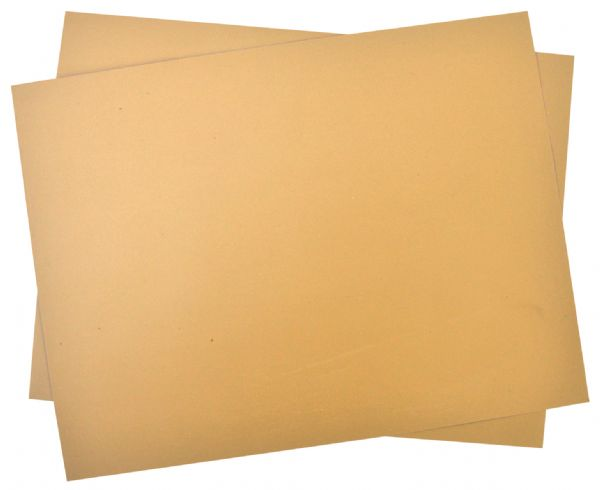 Speedball 8 inch x 10 inch Unmounted Smokey Tan Linoleum Block