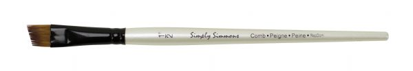 Daler-Rowney Simply Simmons Synthetic Acrylic/Multimedia Brush Angle Comb 1/2