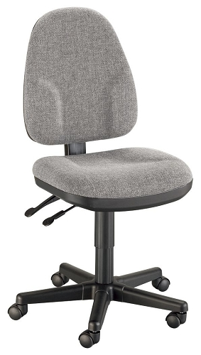 Task Chair- Monarch Medium Gray Task Chair