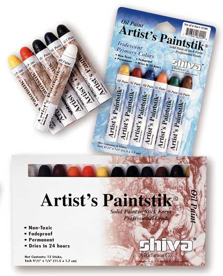 Shiva Basic Paintstiks Set Of 6