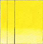 QoR Watercolors 11 ml. Tube  Cadmium Yellow Medium