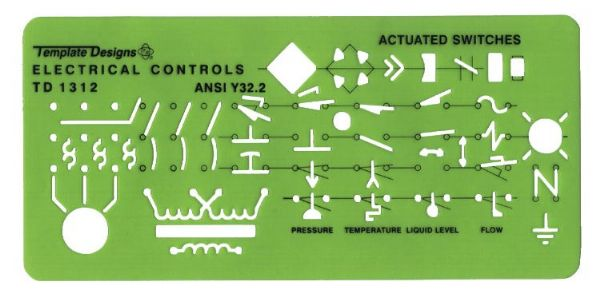 Template Electronic Controls