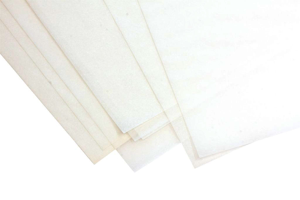 Lightweight White Tracing Paper  11 x 14 Sheets