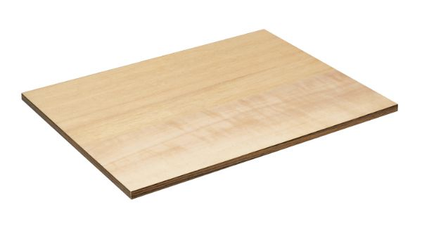 Wood Drawing Board Vinyl Edge 31X42