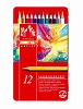 Caran D'Ae Supracolor Soft Water Soluble Color Pencils 12 Set