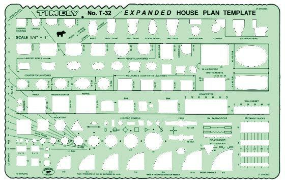Template Expanded House Plan