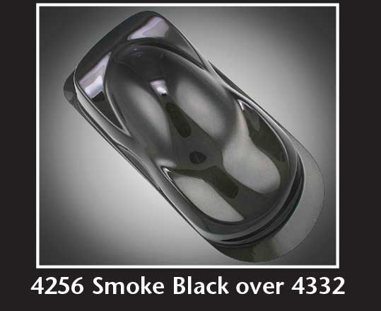 4oz. Createx Auto Air Transparent Smoke Black
