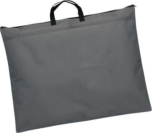 Grey Soft Side Portfolio 23X31