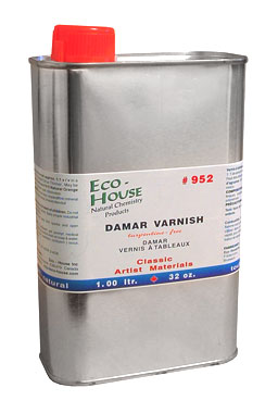 Damar Picture Varnish 4 oz And Other Sizes