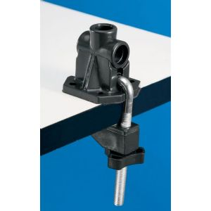 Lamp Clamp Black