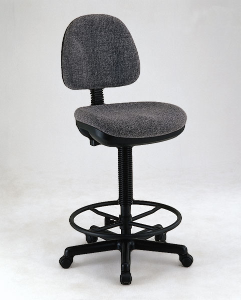 Drafting Chair Premo Medium Grey
