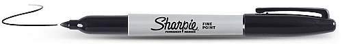 Sharpie Marker Fine Point Blue