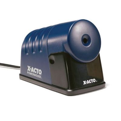 Heavy-Duty Commercial Grade Electric Pencil Sharpener Blue