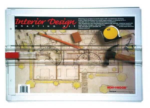 Interior Design Drafting Kit