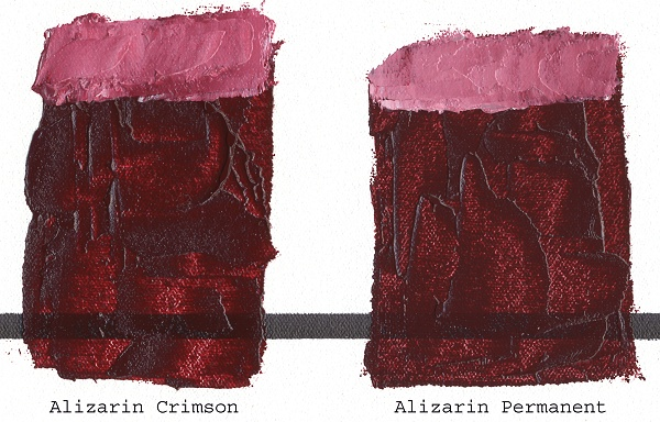 Gamblin Artist Oils 37 ml Alizerine Crimson