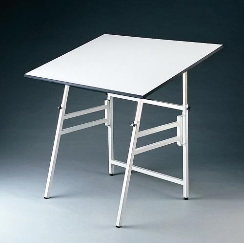 Alvin Drafting Table Professional White Base 31X42 Top