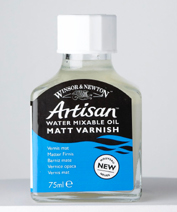 Matt Varnish-75ml Bottle