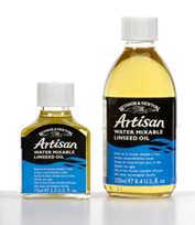 Linseed Oil-75ml Bottle