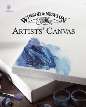 Winsor Newton Artists Canvas Deep Edge 20 x 20 Single Cross Bar 6 Pack