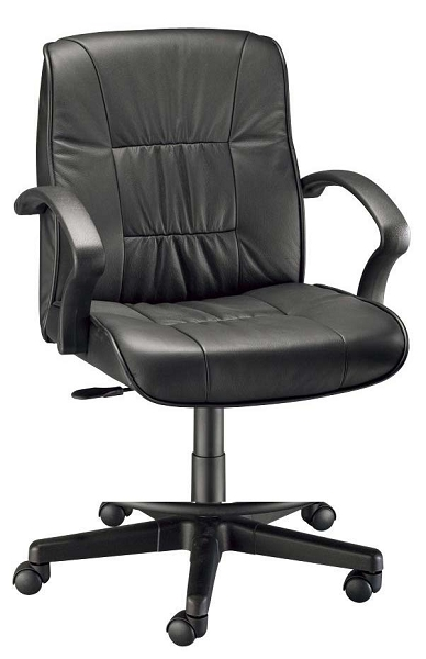 Art Director Executive Leather Chair Office Height