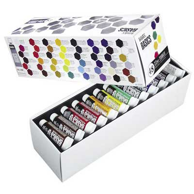 Liquitex Basics 48 Tube Set