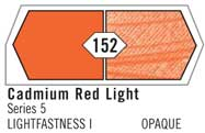 Liquitex Heavy Body 2oz Cadmium Red Light