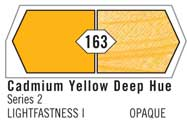 Liquitex Basics 4oz Cadmium Yellow Deep Hue