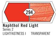 Liquitex Heavy Body 2oz Naphthol Red Light