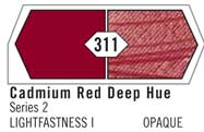 Liquitex Basics 4oz Cadmium Red Deep Hue