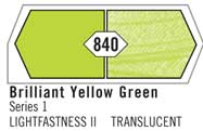 Liquitex Acrylic Paint 2oz Brilliant Yellow Green