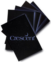 Crescent Light Weight Black Mounting Board 32 x 40