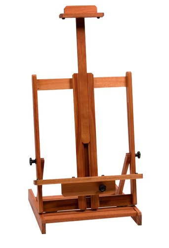 Deluxe Lyptus Table Top Artist Easel
