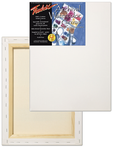 Artist Series Watercolor Canvas Board