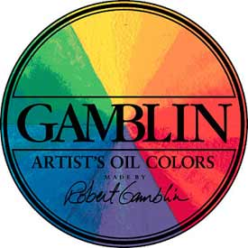 gamblin oil paint